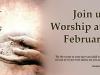 Asbury UMC Ash Wednesday Service February 22nd @ 6:30 p.m.