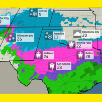 Weather Forecast for 2/23/2015 ARM Closed | Monday Small Group CANCELLED.