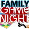 Family Game Night & Potluck