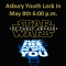 "YOUTH ""STAR WARS"" LOCK-IN"