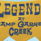 Children's Musical – Legends at Camp Garner Creek May 7th @ 5 p.m.