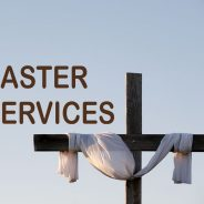 Easter Sunday Services- 9AM & 11:11AM