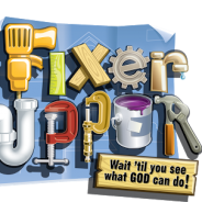 "Coming in June | 2017 Children's VBS | ""Fixer Upper"""