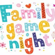 Family Game Night @ Asbury! 6/16