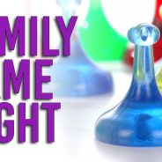 Family Game Night 7/21 @ 6:30 pm